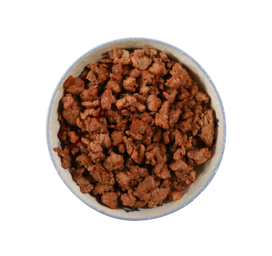 渓谷味豚のそぼろ飯